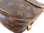 Louis Vuitton Vintage Monogram Saumur 35 Double Satchel Bag