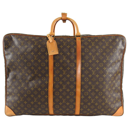 Louis Vuitton Vintage Monogram Sirius 70 Large Soft Luggage Bag