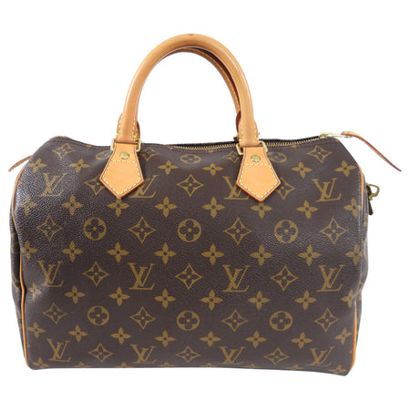 Louis Vuitton Monogram Speedy 30 Doctor Bag