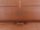 Louis Vuitton Monogram Zippy Organizer Wallet
