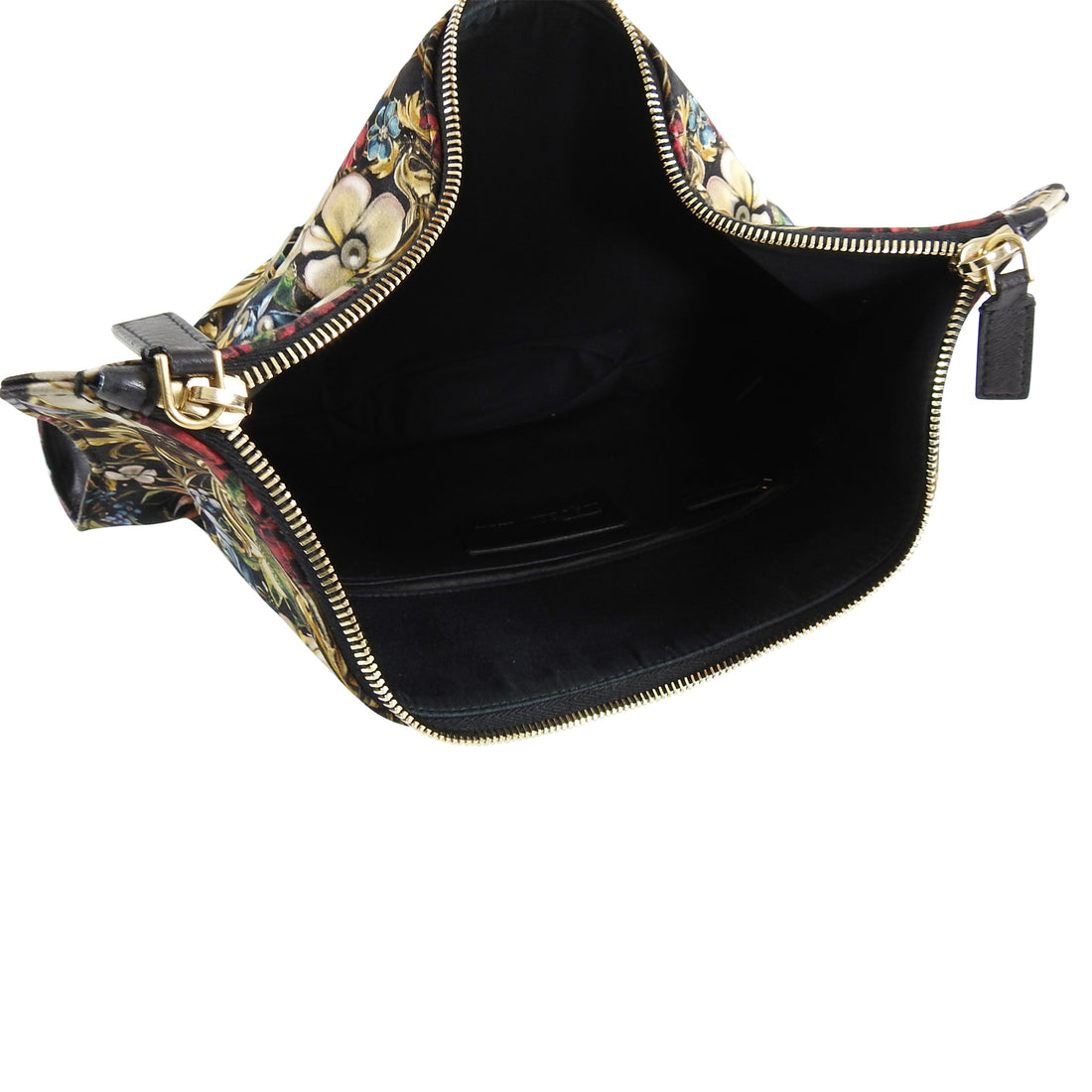 Alexander McQueen De Manta Jewel Pearl and Floral Clutch Bag