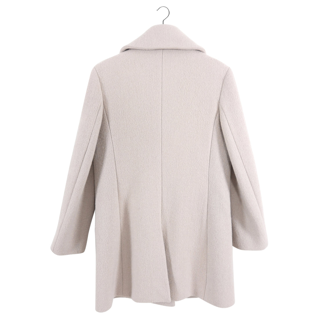 Phillip Lim Light Rose Quartz Wool Coat - 6