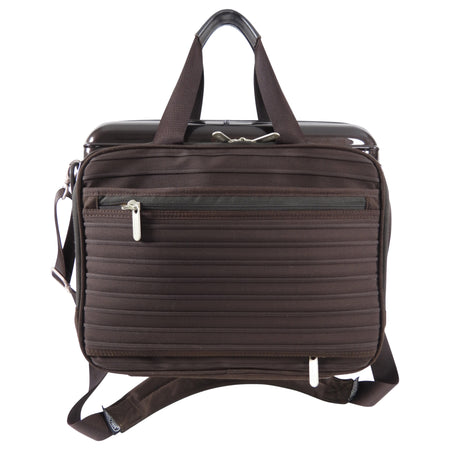 Rimowa Brown Hard Shell Bolero Laptop Computer Bag
