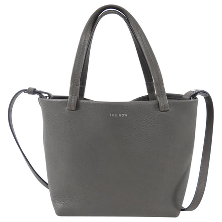The Row Taupe Small Crossbody Park Tote Bag