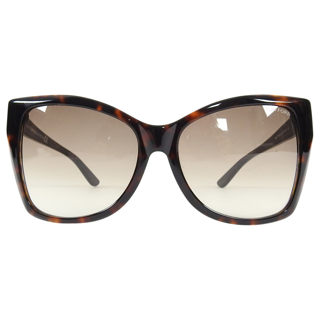Tom Ford Brown Carli TF295 Sunglasses