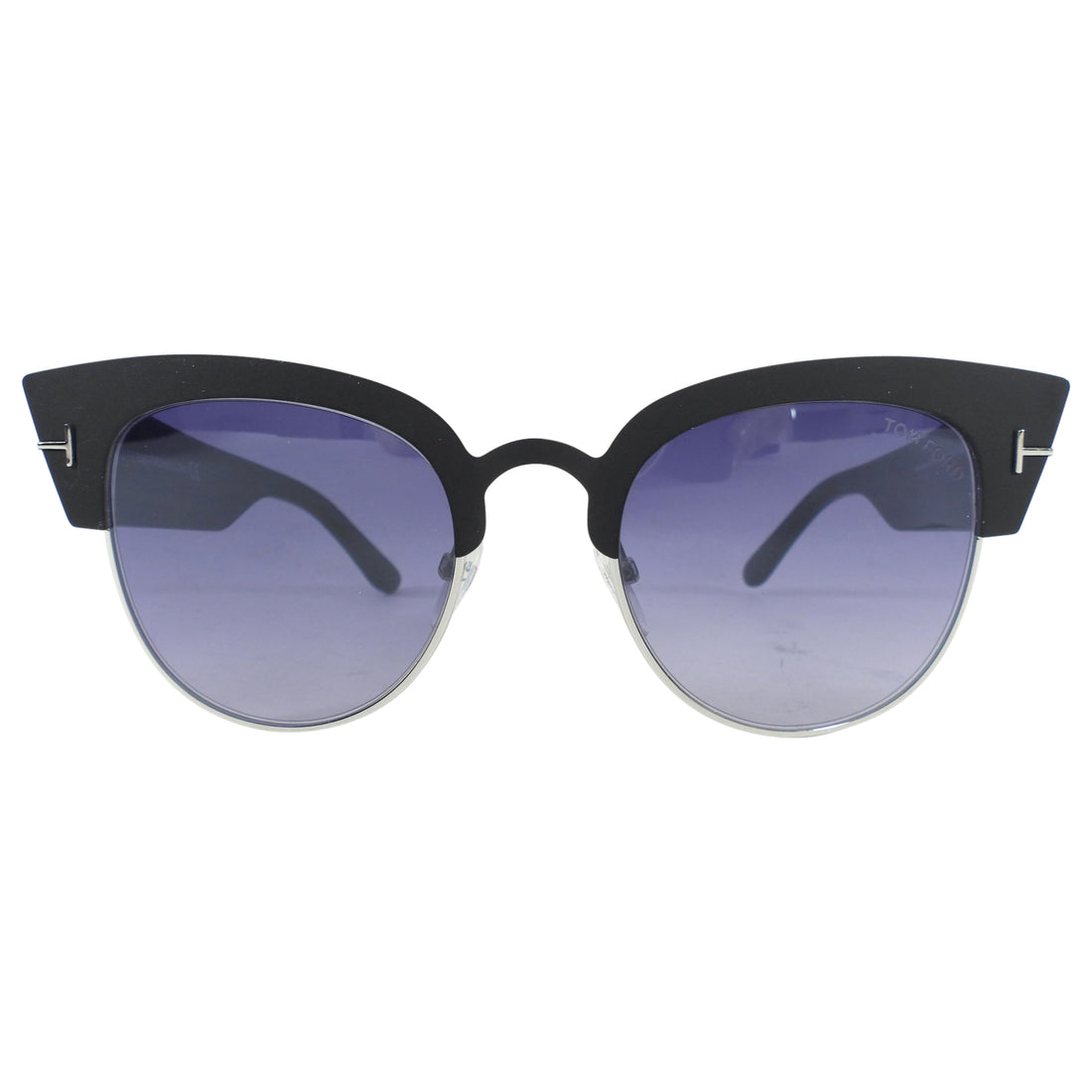 Tom Ford Alexandre TF607 Black Cat Eye Sunglasses