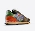 Valentino Limited Edition Rock Runner Butterfly Shoes - 40