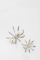 Vintage 1980's Butler and Wilson Large Rhinestone Spider Pins