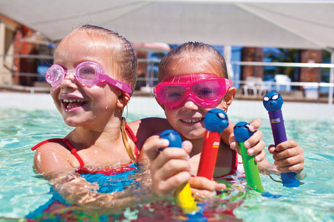 Zoggs Children's Swimming Goggles and Masks