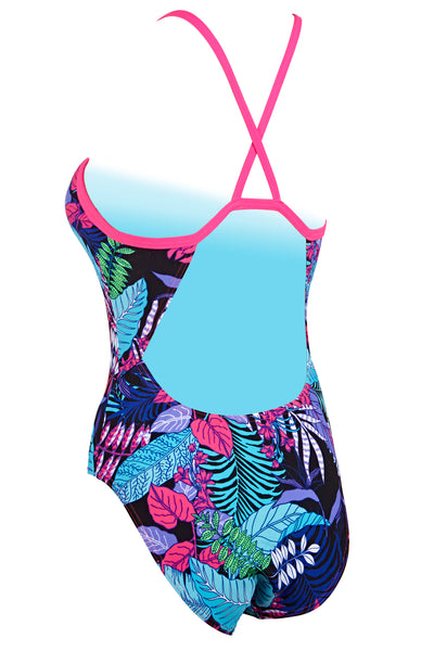 FLOWER POWER TRI BACK
