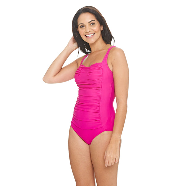 BRUNY RUCH FRONT PINK