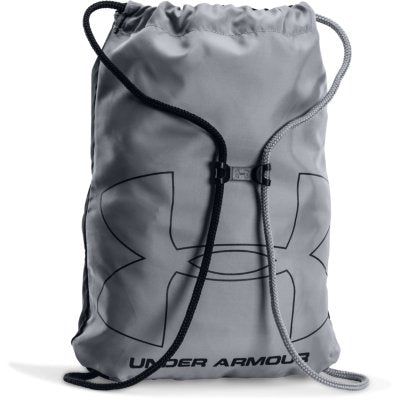 UA OZSEE SACKPACK BLACK STEEL