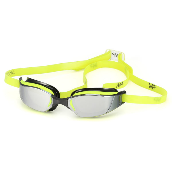 XCEED MIRROR GOGGLE YELLOW/BLACK