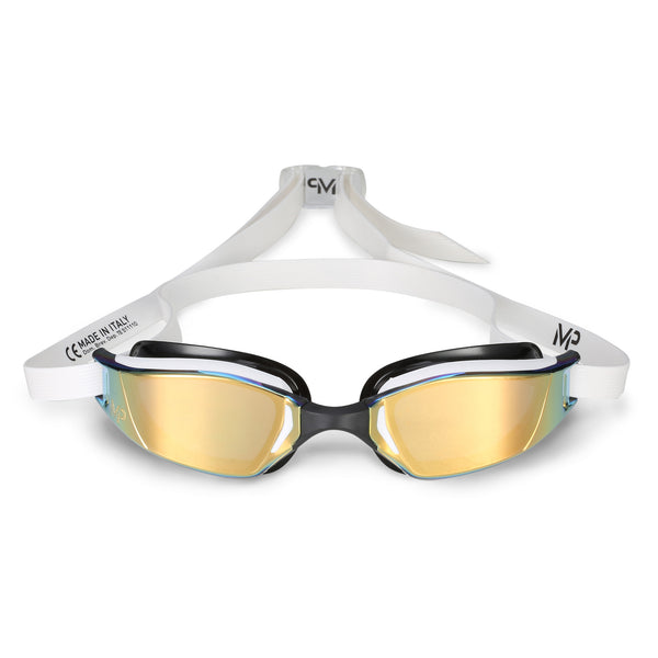 XCEED GOGGLE WHITE/BLACK/TITANIUM