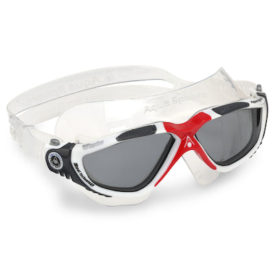 VISTA GOGGLE RED/WHITE/DARK