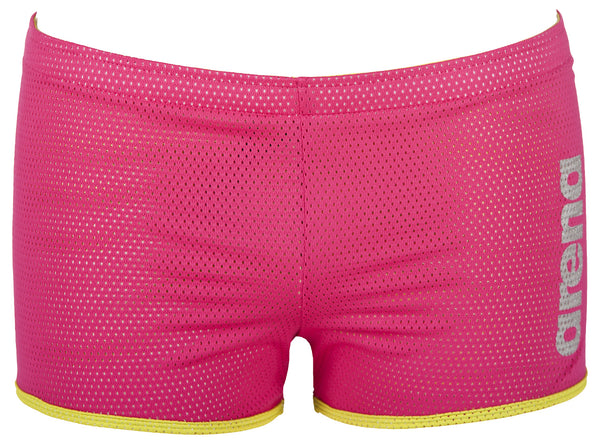 SQUARE CUT DRAG SUIT - FUCHSIA