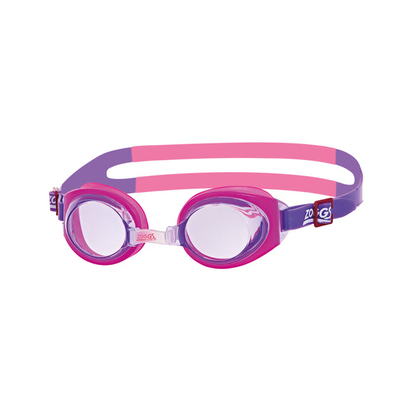 L RIPPER GOGGLE - PINK/PURPLE/CLEAR