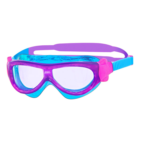 K PHANTOM MASK - PURPLE/BLUE/CLEAR