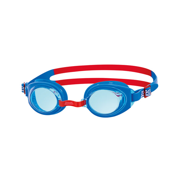 J RIPPER GOGGLE - BLUE/RED/TINT