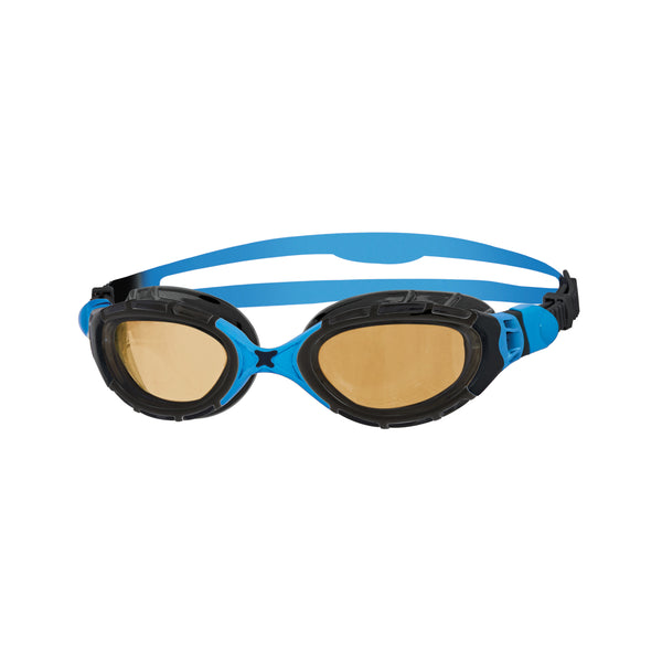 PREDATOR FLEX POLARIZED ULTRA - BLACK/BLUE/COPPER