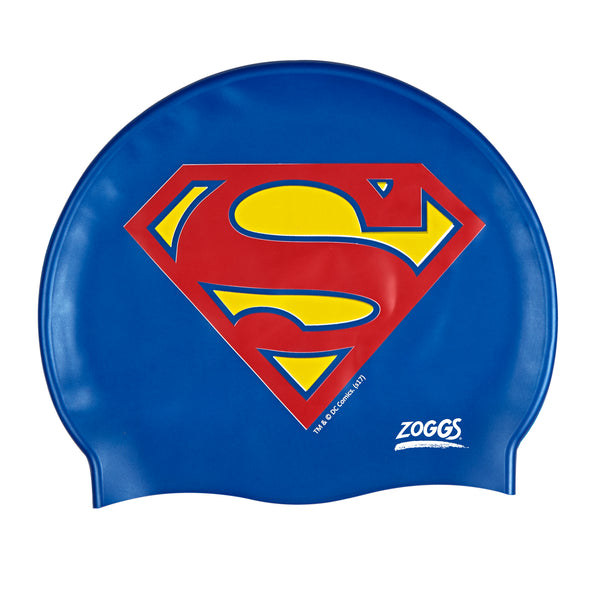 SUPERMAN SWIM CAP