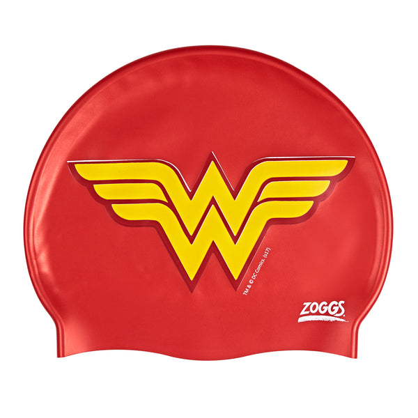 WONDER WOMAN SWIM CAP