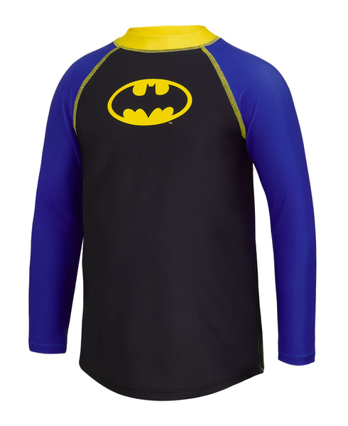 BATMAN LONG SLEEVE SUN TOP
