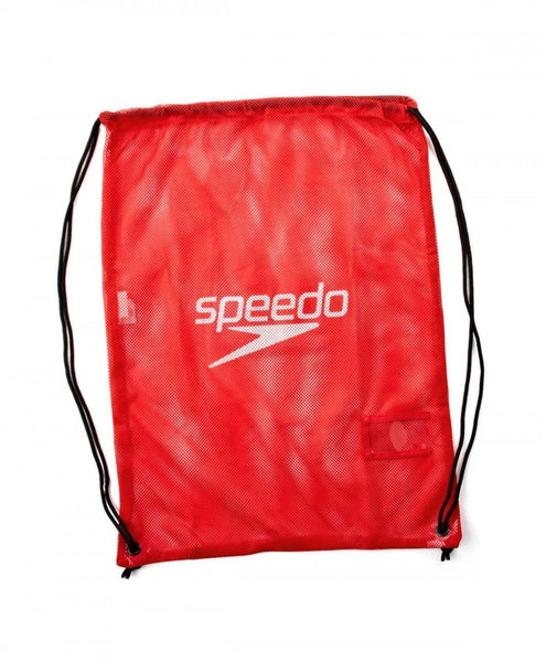 EQUIPMENT MESH BAG RED
