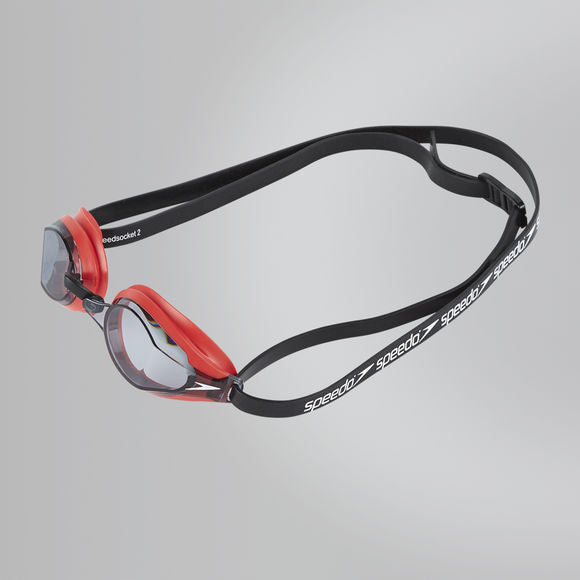FASTSKIN SPEEDSOCKET 2 RED/SMK