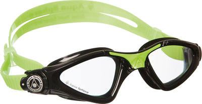 J KAYENNE GOGGLE - BLACK/LIME/CLEAR