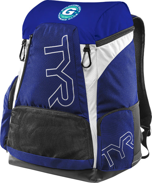 GCSC/TYR 45L BACKPACK BLUE