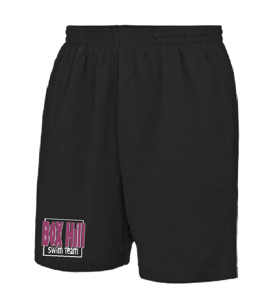 BOX HILL SWIM TEAM SHORTS - YOUTH