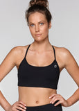 SAMMY SPORTS BRA BLACK