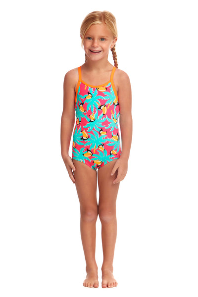 TOT GIRLS TOUCAN TANGO 1PC
