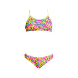 J BOUND UP RACERBACK BIKINI