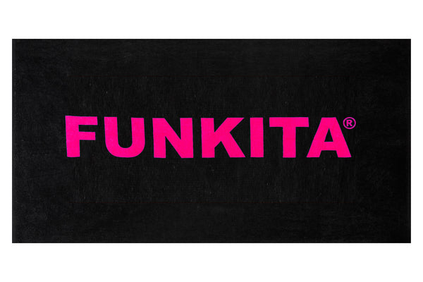 FUNKITA TOWEL BLACK