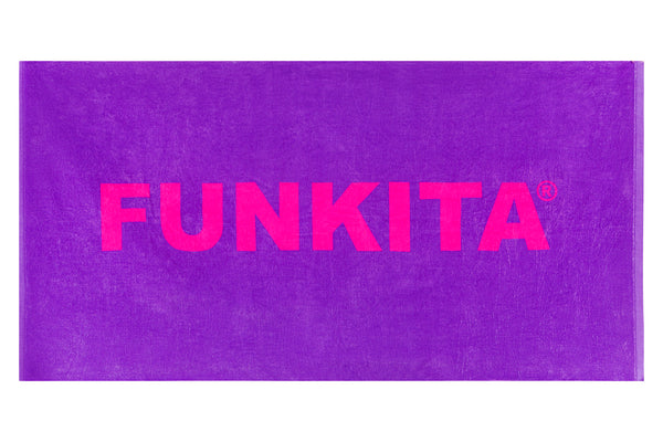 FUNKITA TOWEL PURPLE