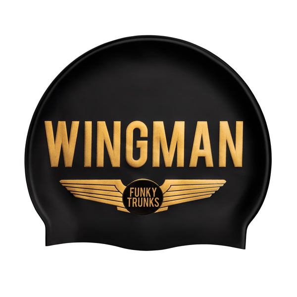 WINGMAN SWIM CAP