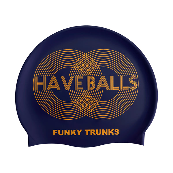 GOLDEN BALLS CAP