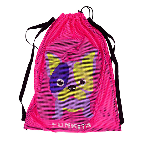 POOCH PARTY MESH GEAR BAG