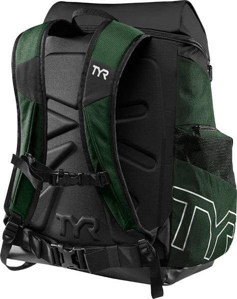 GCSC/TYR 45L BACKPACK DARK GREEN