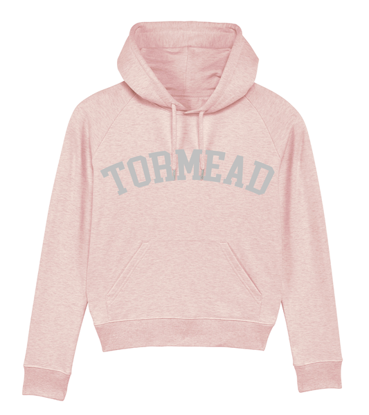 ICONIC BOLD HOODIE - PINK