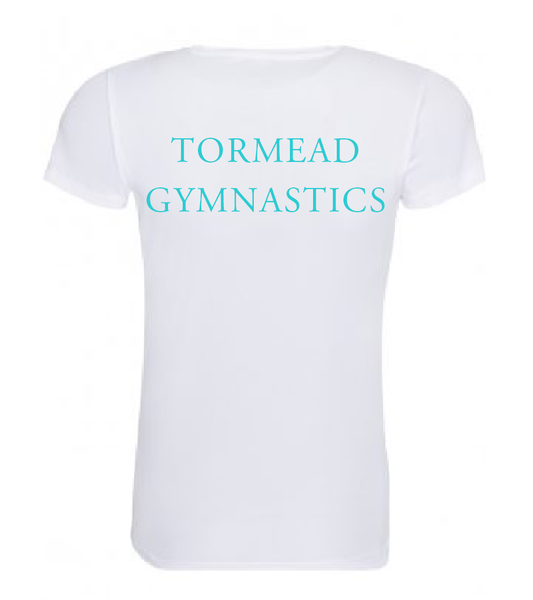 ICONIC GYM T-SHIRT