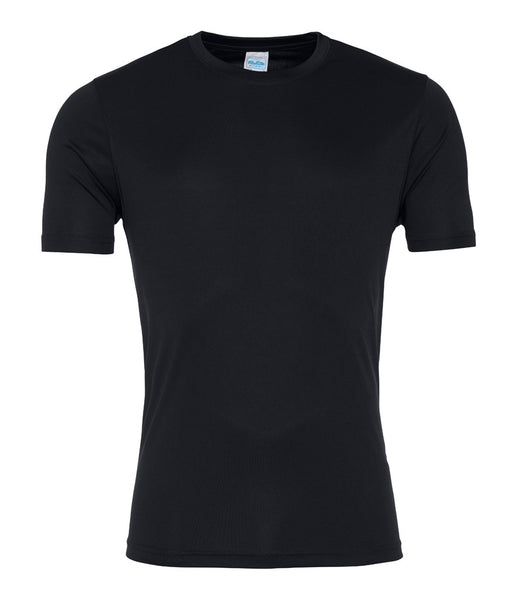 MENS COOL TEE - BLACK