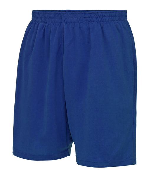 COOL MESH LINED SHORTS - ROYAL BLUE