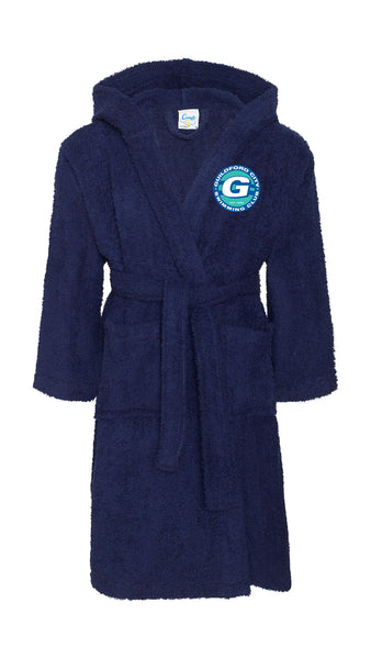 Junior GCSC Bathrobe