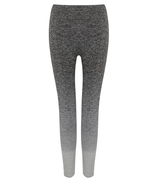 OMBRE SEAMLESS LEGGINGS - GREY