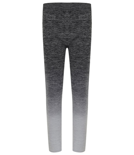 GIRLS FADE LEGGINGS - GREY