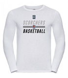 MENS SCORCHERS LIMITED EDITION BURNESTON DENTAL WHITE TOP