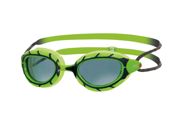 J PREDATOR GOGGLE - GREEN/BLACK/SMOKE